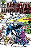 Essential Official Handbook of the Marvel Universe 2