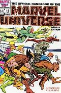 Essential Official Handbook of the Marvel Universe - Deluxe Edition 3
