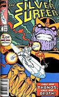 Silver Surfer Homecoming