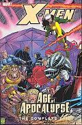 X-men The Complete Age of Apocalypse Epic Book 3