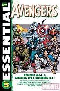 Essential Avengers 5