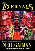 Eternals by Neil Gaiman Tpb