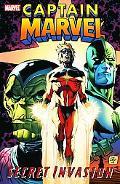 Secret Invasion: Captain Marvel