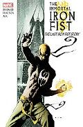 Immortal Iron Fist Volume 1 TPB