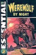 Essential Werewolf by Night Volume 2