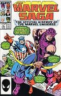 Essential Marvel Saga Volume 2 TPB