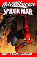 Marvel Adventures Spider-Man, Volume 11: Animal Instinct Digest