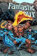 Marvel Adventures Fantastic Four: v. 1 (Marvel Adventures Fantastic Four)