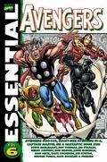 Essential Avengers Volume 6 Tpb