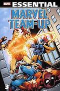 Essential Marvel Team-Up Volume 3 TPB