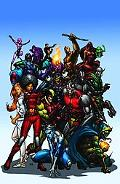 All-New Official Handbook of the Marvel Universe a to Z Volume 2 Premiere HC