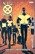 New X-Men by Grant Morrison Ultimate Collection Book 1 Tpb