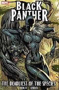 Black Panther: The Deadliest Of The Species TPB (Black Panther (Unnumbered))