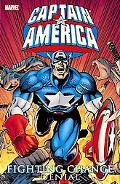 Captain America: Fighting Chance: Acceptance, Vol. 2