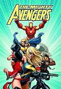 Mighty Avengers Assemble Cho Cover