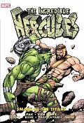 Incredible Hercules: Smash Of The Titans HC