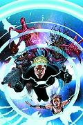 Guardians Of The Galaxy Volume 3: War Of Kings Book 2 TPB (Guardians of the Galaxy Vol 3)