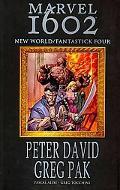 Marvel 1602: New World/Fantastick Four Premiere HC