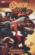 Uncanny X-Men: First Class - Knights Of Hykon GN-TPB