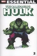 Essential Rampaging Hulk Volume 2 TPB