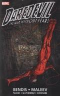 Daredevil By Brian Michael Bendis & Alex Maleev Ultimate Collection Book 1 TPB
