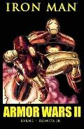 Iron Man: Armor Wars II TPB