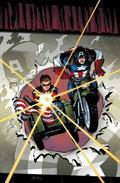 Captain America and Bucky : The Life Story of Bucky Barnes