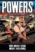 Powers : The Definitive Collection - Volume 4