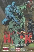 Indestructible Hulk Volume 4 : Humanity Bomb (Marvel Now)