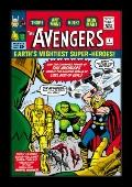 Avengers : Official Index to the Marvel Universe