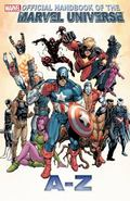 Official Handbook to the Marvel Universe A to Z - Volume 2