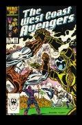 Avengers: West Coast Avengers : Sins of the Past