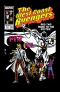 Avengers: West Coast Avengers : Lost in Space and Time