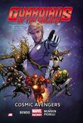 Guardians of the Galaxy Volume 1 : Cosmic Avengers (Marvel Now)