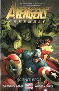 Avengers Assemble : Science Bros (Marvel Now)