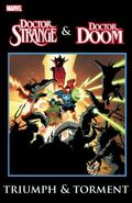Dr. Strange and Dr. Doom : Triumph and Torment