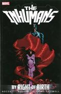 Inhumans : By Right of Birth