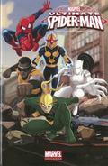 Marvel Universe Ultimate Spider-Man Volume 6