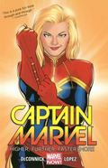 Captain Marvel Volume 1 : Higher, Further, Faster, More