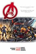 Avengers by Jonathan Hickman Volume 1
