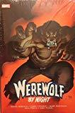 Werewolf By Night Omnibus DM Variant Art Adams cover