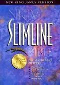 Nkjv Slimline Bible: 3015I Black Bonded Leather Indexed