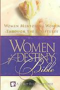 Women of Destiny Spirit-Filled Life Bible: New King James Version (NKJV) - Nelson Bibles - P...