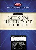 Holy Bible New King James Version, Burgundy, Thumb Indexed, Reference Edition