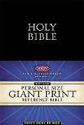 Holy Bible New King James Version Personal Size Giant Print