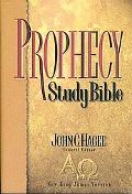 Prophecy Study Bible: New King James Version (NKJV), hardcover - John Hagee - Hardcover