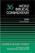 Word Biblical Commentary John