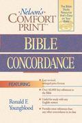 Nelson's Comfort Print Bible Concordance