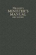 Nelsons Ministers Manual New King James Version
