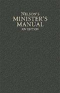 Nelsons Minister's Manual King James Version